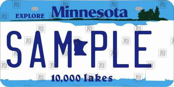 US Minnesota Number