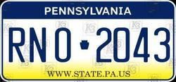 US state of Pennsylvania