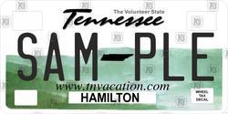 American Tennessee State Number
