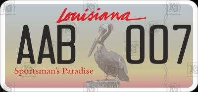 American Number of Louisiana