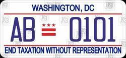 US Washington State Number