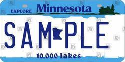 US Minnesota Number