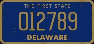 US Delaware Number