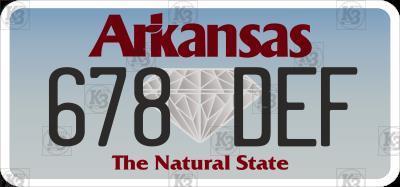 American Arkansas State Number
