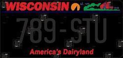 US Wisconsin Number