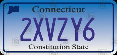 Connecticut US Number
