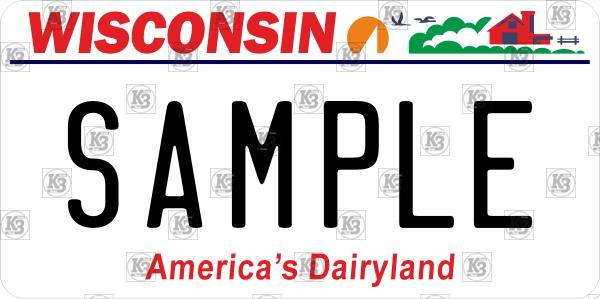 US Wisconsin Number