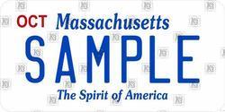 Massachusetts American Number